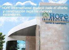 Instalaciones Hope International